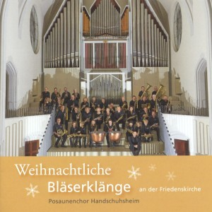 Posaunenchor CD Booklet